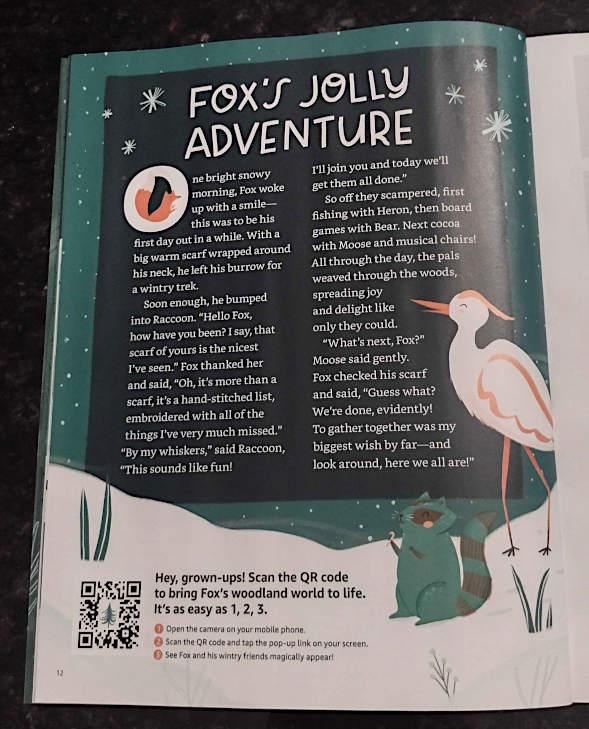 Amazon Jolly Adventure page 12