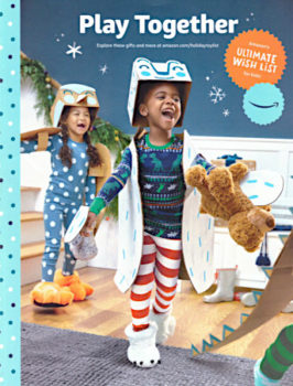 amazon 2019 Play Together Catalog cover