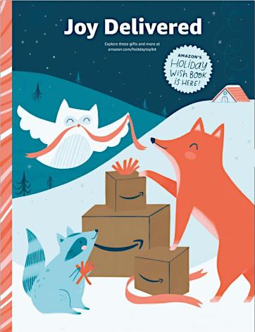 Joy Delivered 2020 Amazon Catalog Cover