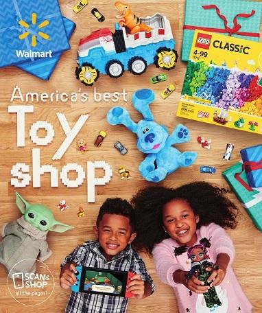 Walmart 2020 Catalog Cover