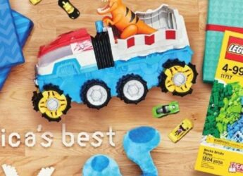 Walmart 2020 Printed Toy Catalog Has Shipped