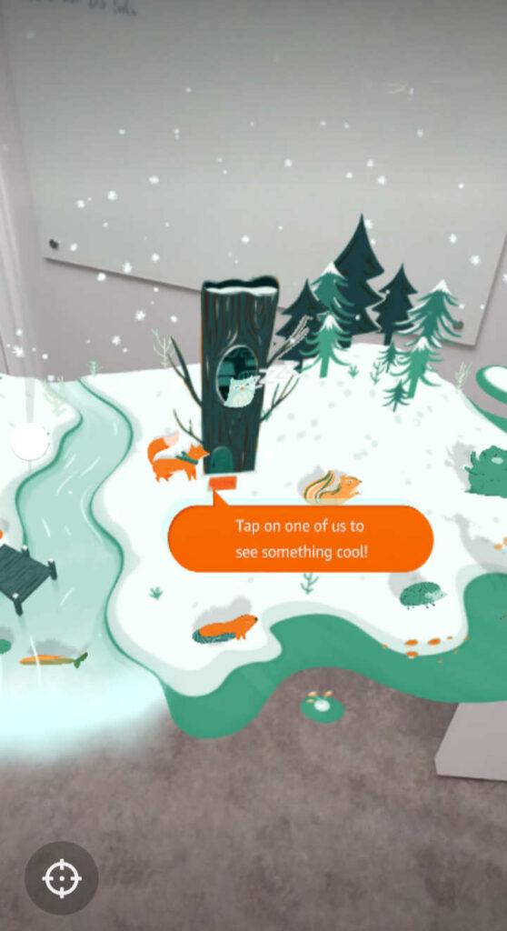 amazon holiday catalog screenshot