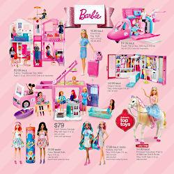 barbie target catalog