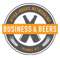business beers meetup logo