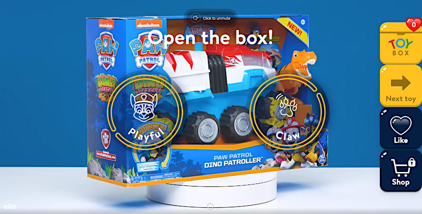 open the box walmart wonder lab