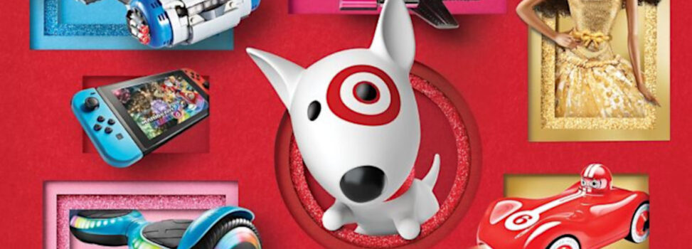 The Target Toy Catalog Is Now Available