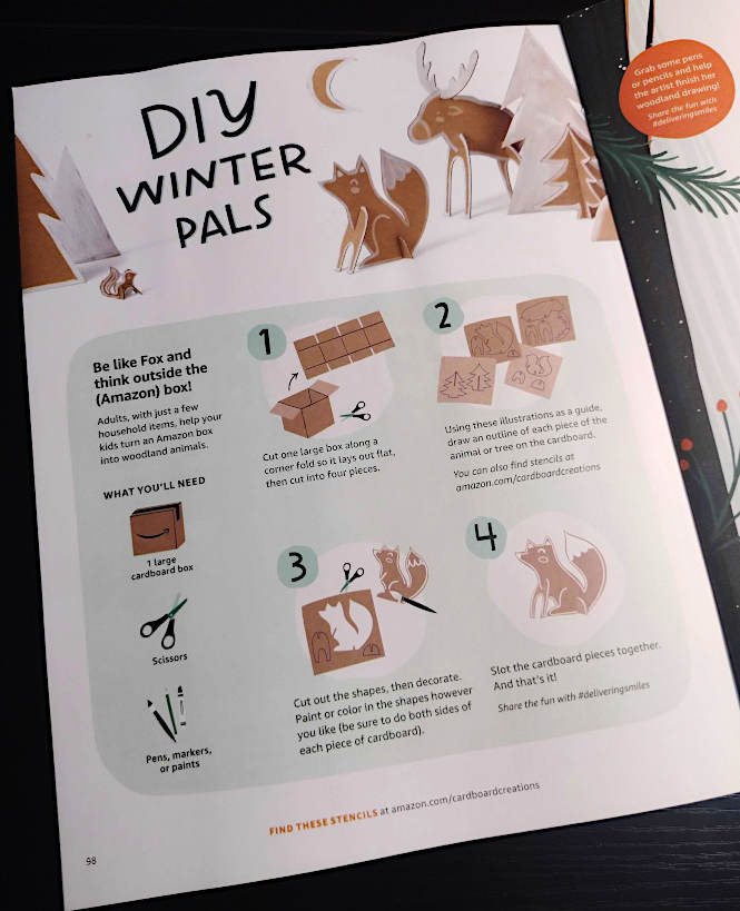 winter pals amazon catalog